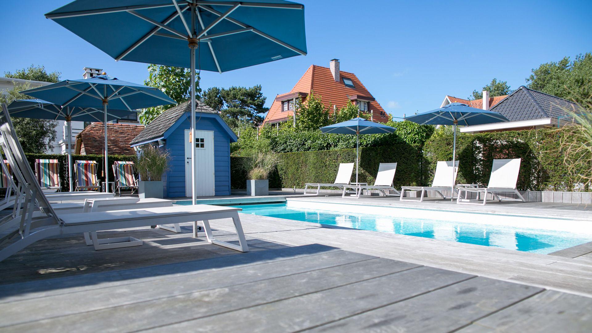De Haan - Huis / Maison - conciergewoning zonnehuis